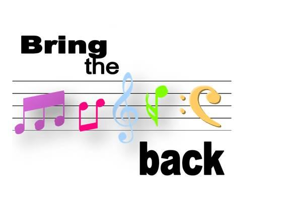 Bring back the Music Web Page