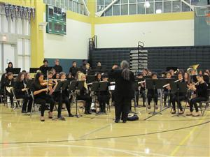 Korematsu Middle School Symphonic Band