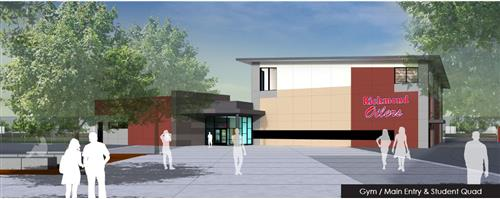 Richmond HS Conceptual Design