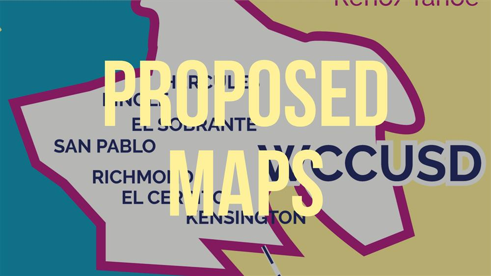 Proposed Maps