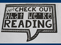 What are you reading graphic