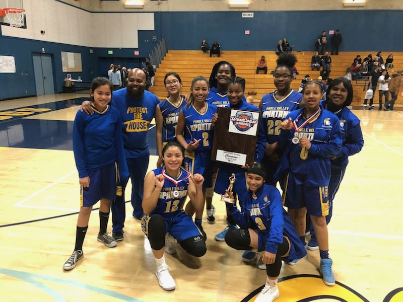 Pinole Valley High School Wins West Coast Jamboree Division Title