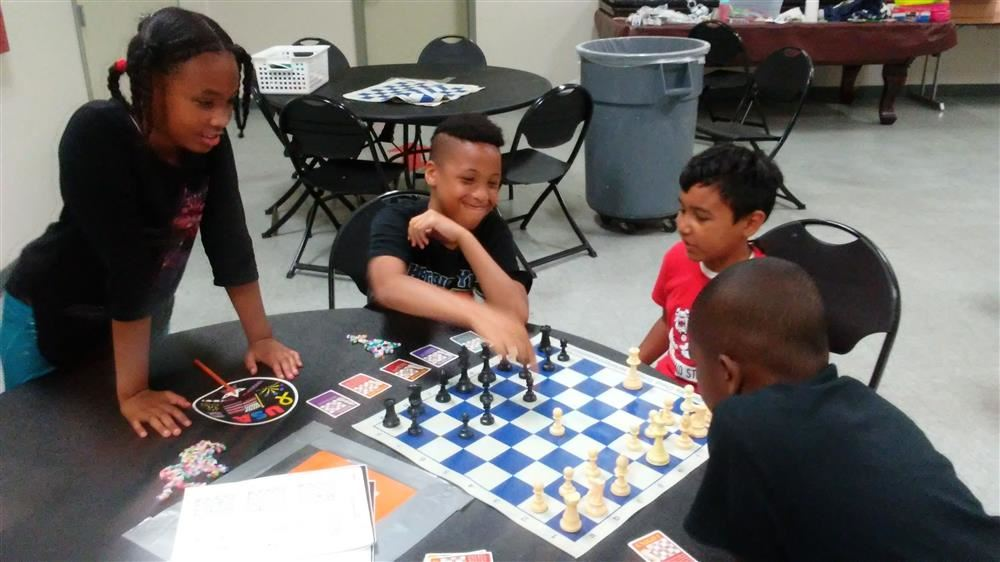 District Families Invited to Attend the Richmond Community Chess Festival, Oct. 20