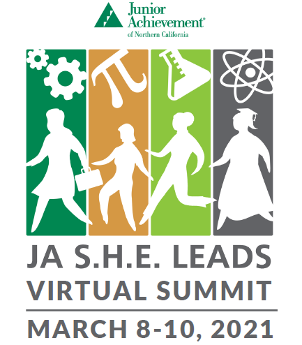 The Junior Achievement of Northern California Hosts its 3rd Annual SHE Leads STEM Summit, March 8