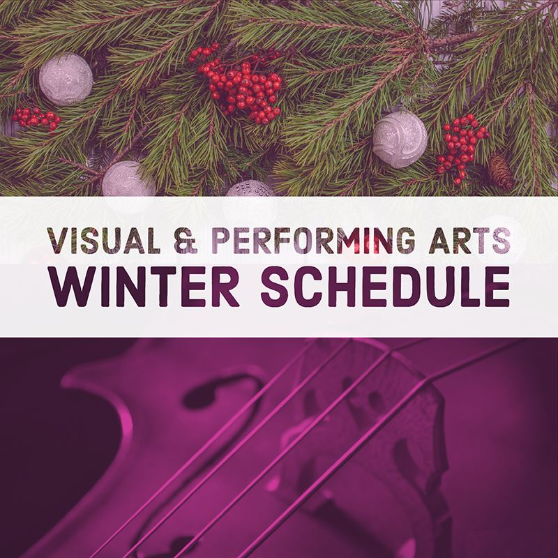 District Winter Festivals Schedule Now Available