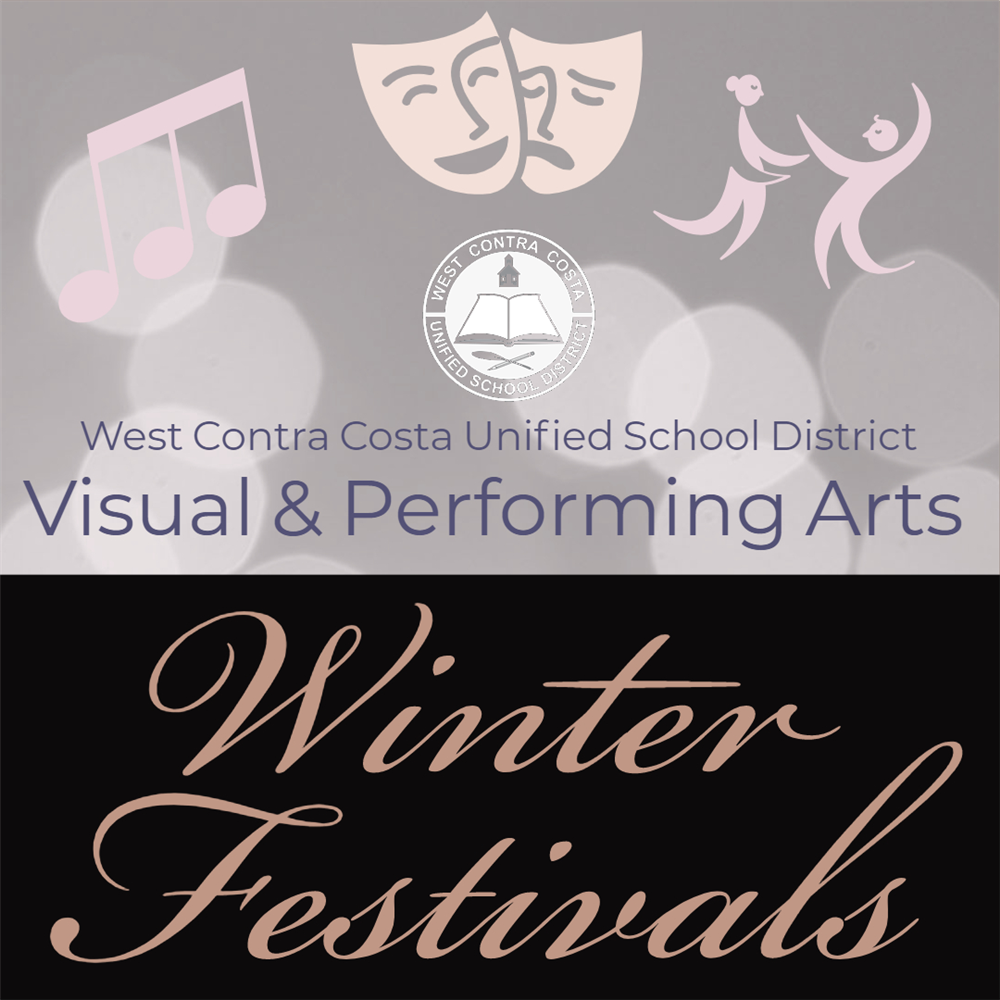 Winter Visual & Performing Arts Festivals Underway