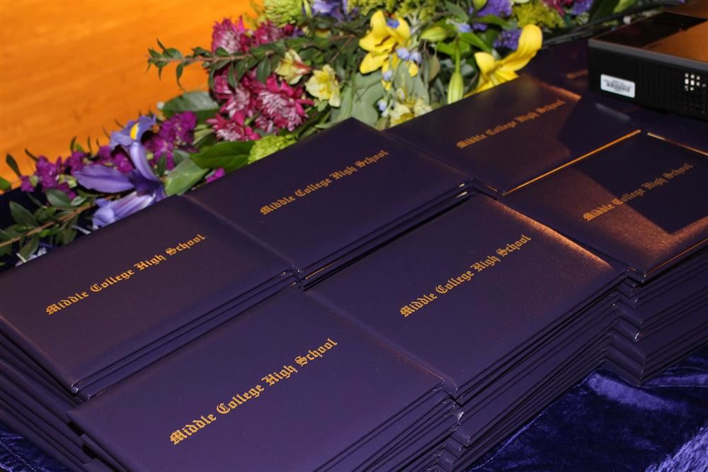 Graduation Files: Middle College High School's 26th Commencement Ceremony