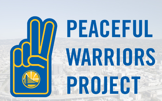 Peaceful Warriors Project Logo