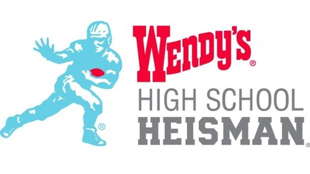 Wendy's High School Heisman logo