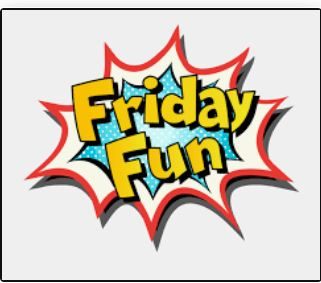 Fun Friday and ELP Links