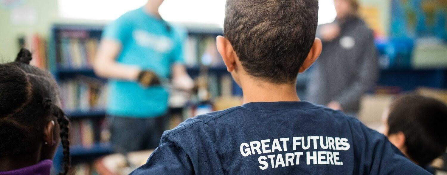 Great Futures Start Here