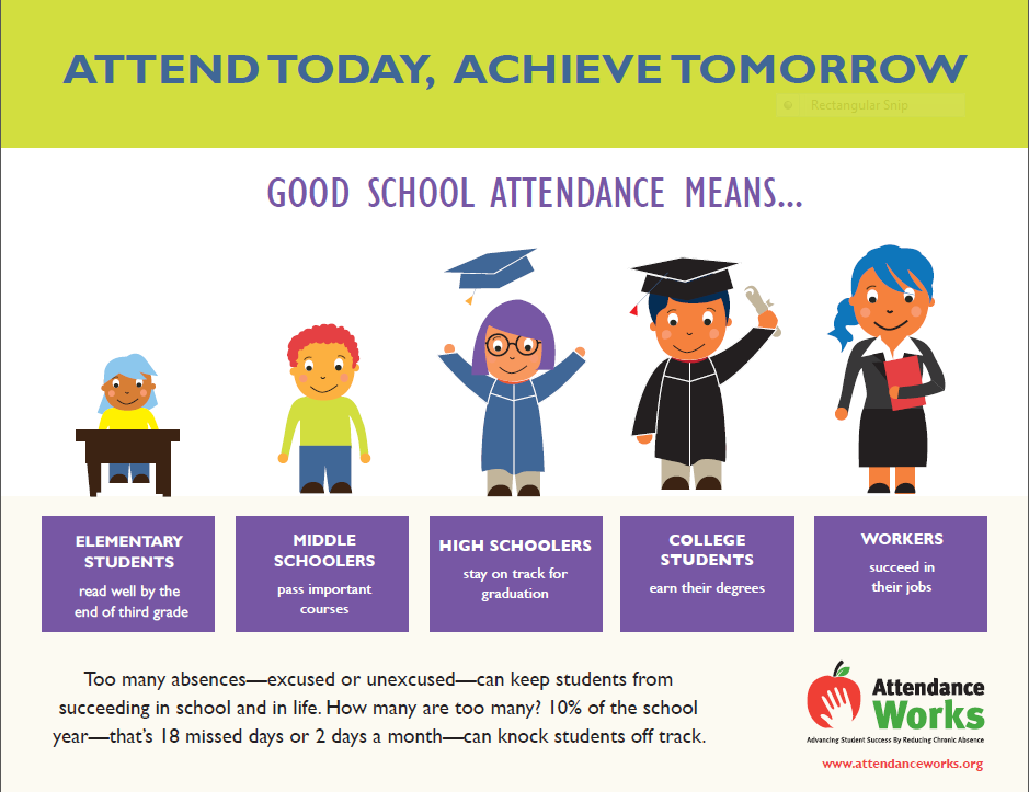 September is Attendance Month