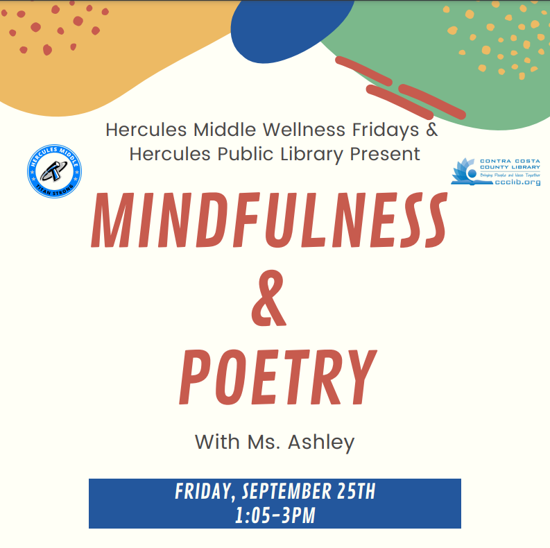 Mindfulness & Poetry