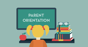Parent Orientation Recording and Presentation Slides Now Available! (click here)