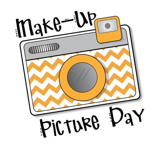 Makeup Picture Day is on Monday, December 14th. Sign up for a time slot!