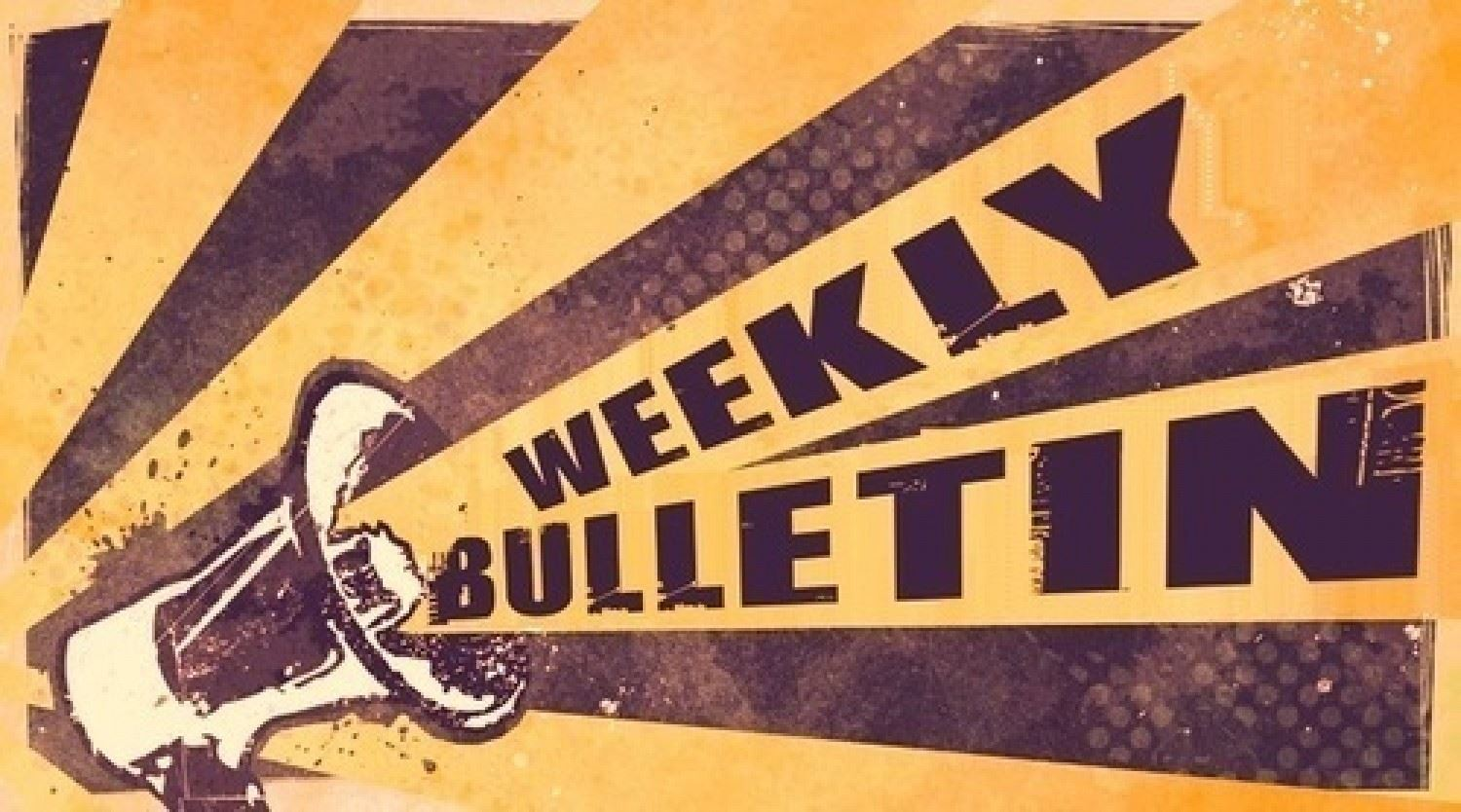 Pinole Middle School Weekly Bulletin