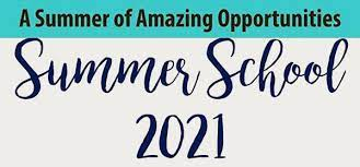 SUMMER SCHOOL APPLICATIONS NOW AVAILABLE