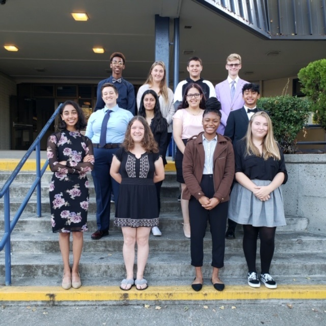 Debate Team Opens Season in Style