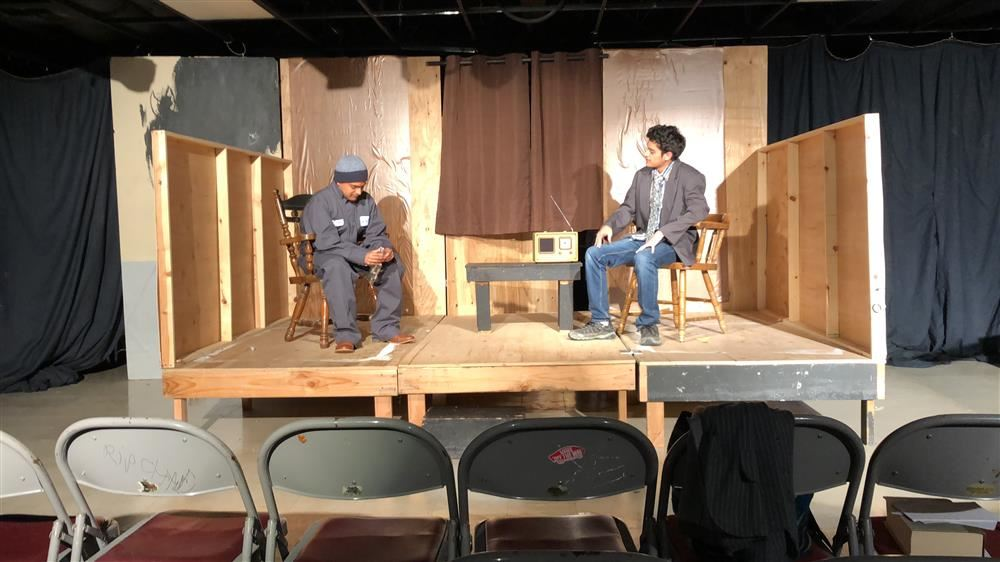 Fences Opening Night--is a hit!