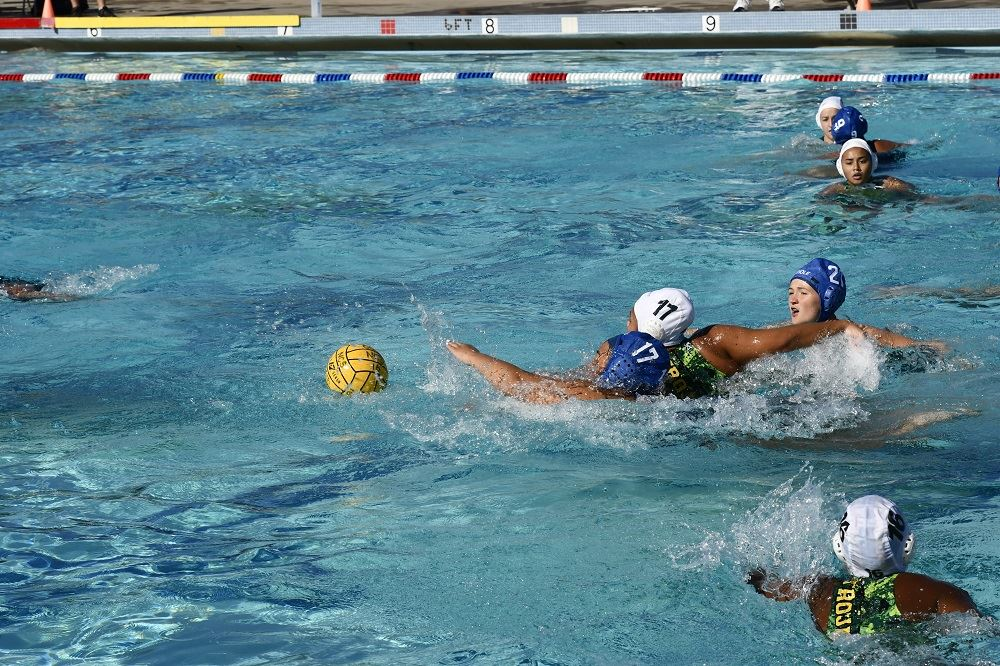 Water Polo double victory!