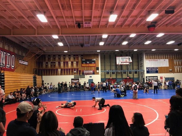 Wrestling Wins first Dual Meet in a Decade