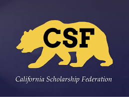 California Scholarship Foundation needs the Best