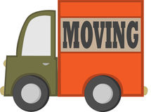 Tuesday is Moving (Around) Day