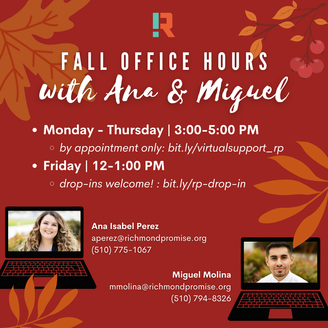 RP Office Hours