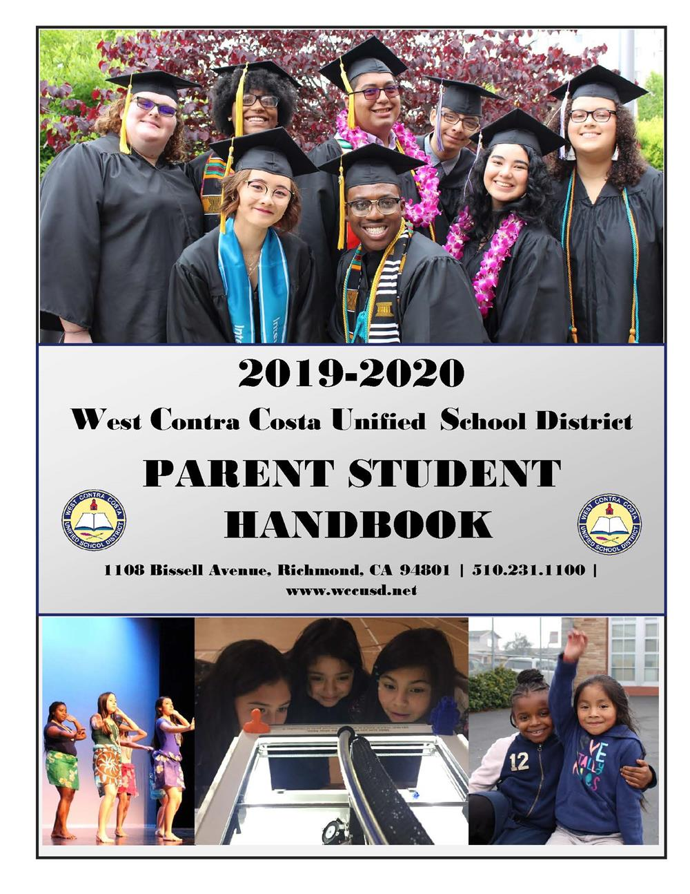 University Of Richmond Graduation 2020.For Students Parent Student Handbook
