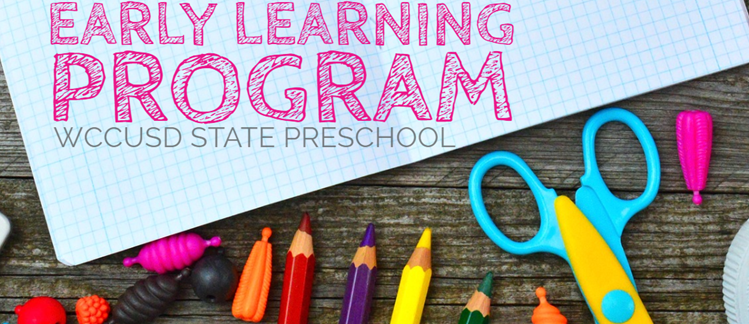 Early Learning Pre K To Adult Educational Operations Early Learning Program Home
