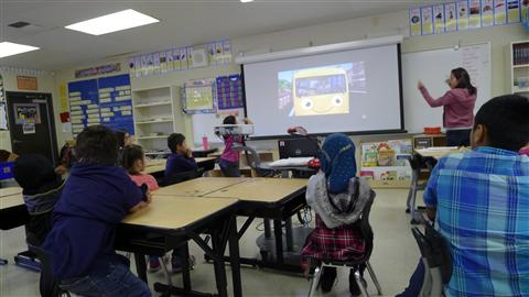 Elementary Classrooms Of The Future : Slps u kiwanis club of charles county