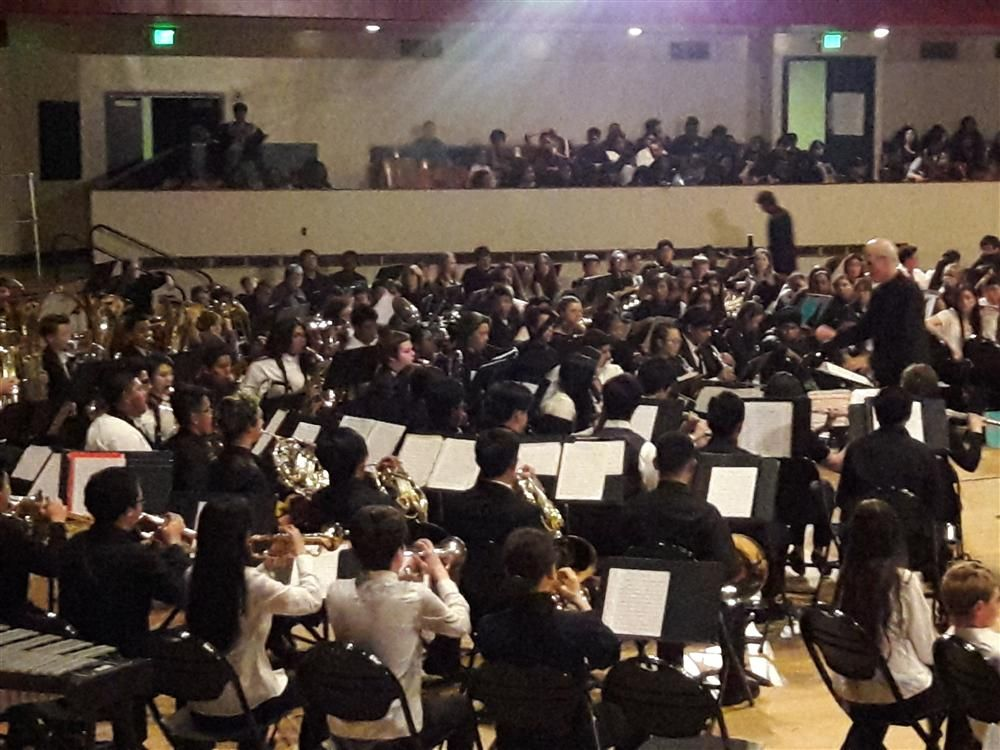 Image of All District Music Festival High School Honor Orchestra