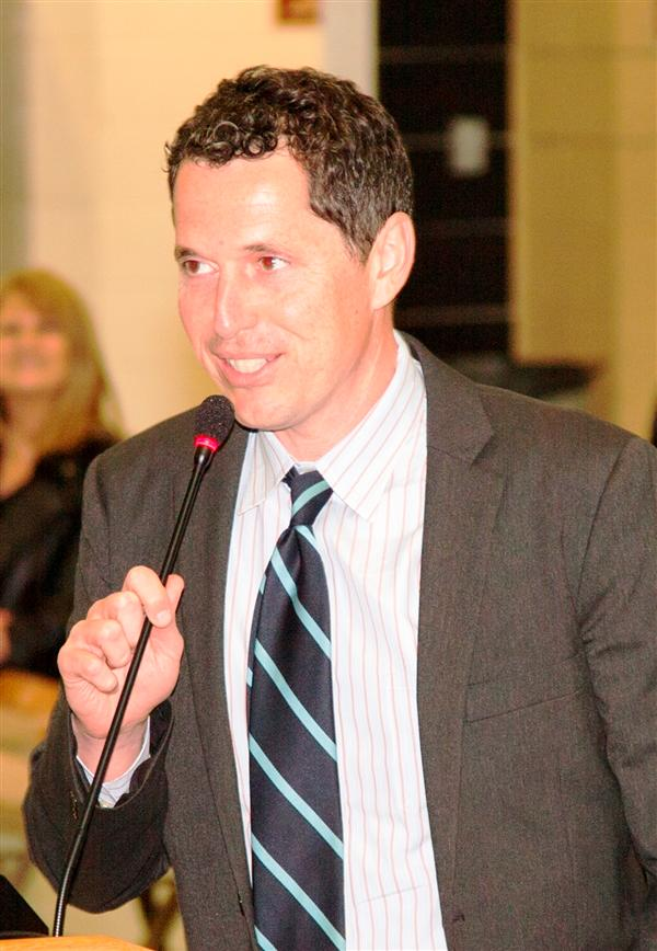 Matthew Duffy will begin as superintendent on July 6.